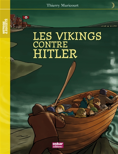 Les Vikings contre Hitler