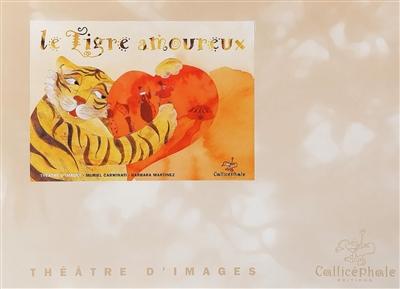 Le tigre amoureux : kamishibaï